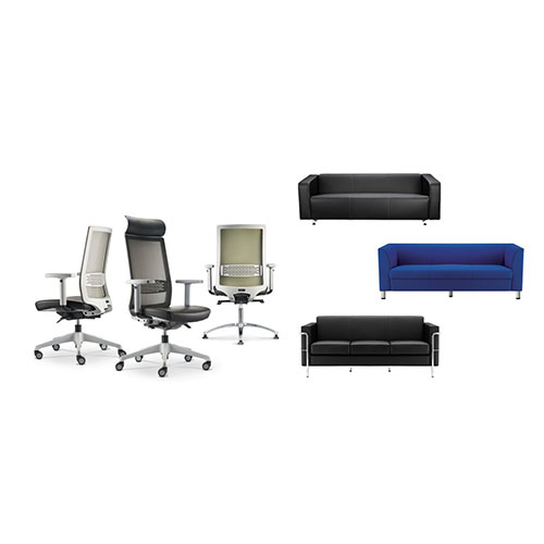 Malaysia Office Furniture Supplier - Office Seating