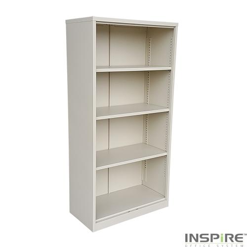 IS214 Full Height Open Shelf Cupboard