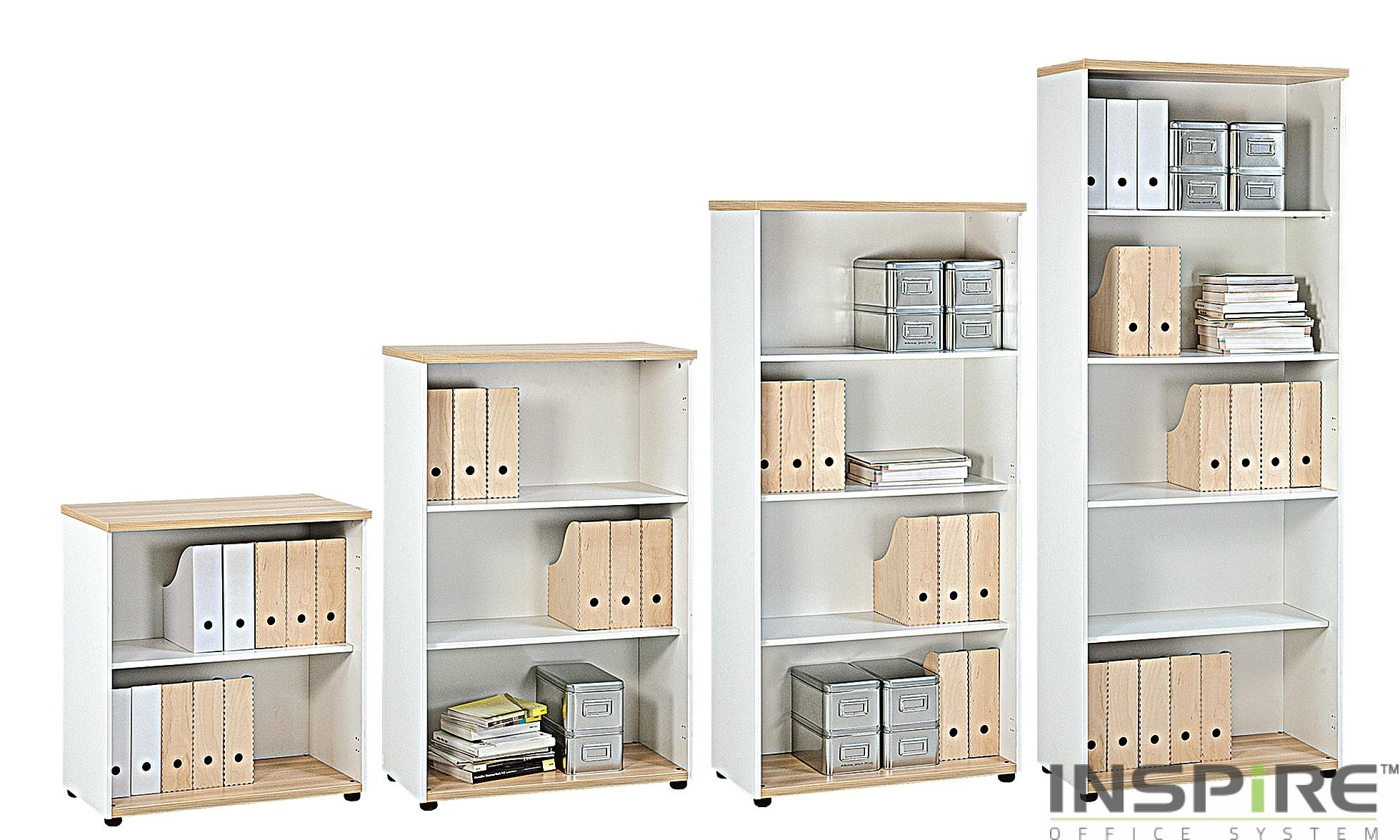 Open Shelve Cupboard
