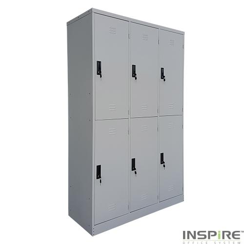 IS342 6 Doors Locker