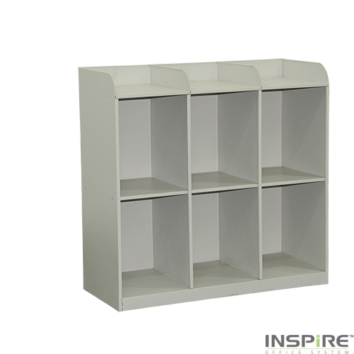 IS 401 6 Pigeon Holes Side Table