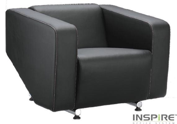 Alpha 1 Seater Sofa