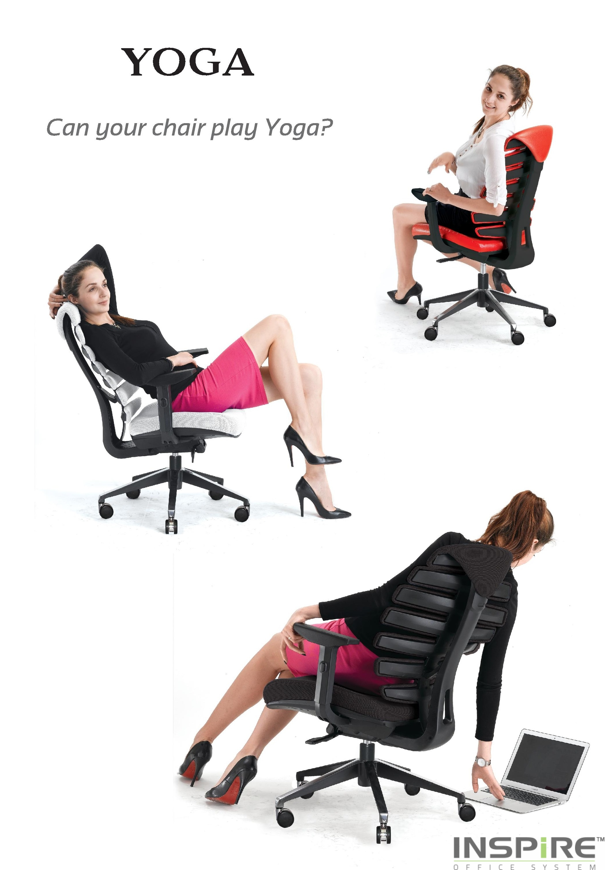 Office Furniture Seating - Yoga 03