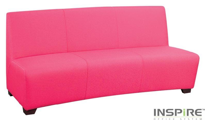 Centrum 3 Seater Convex Sofa