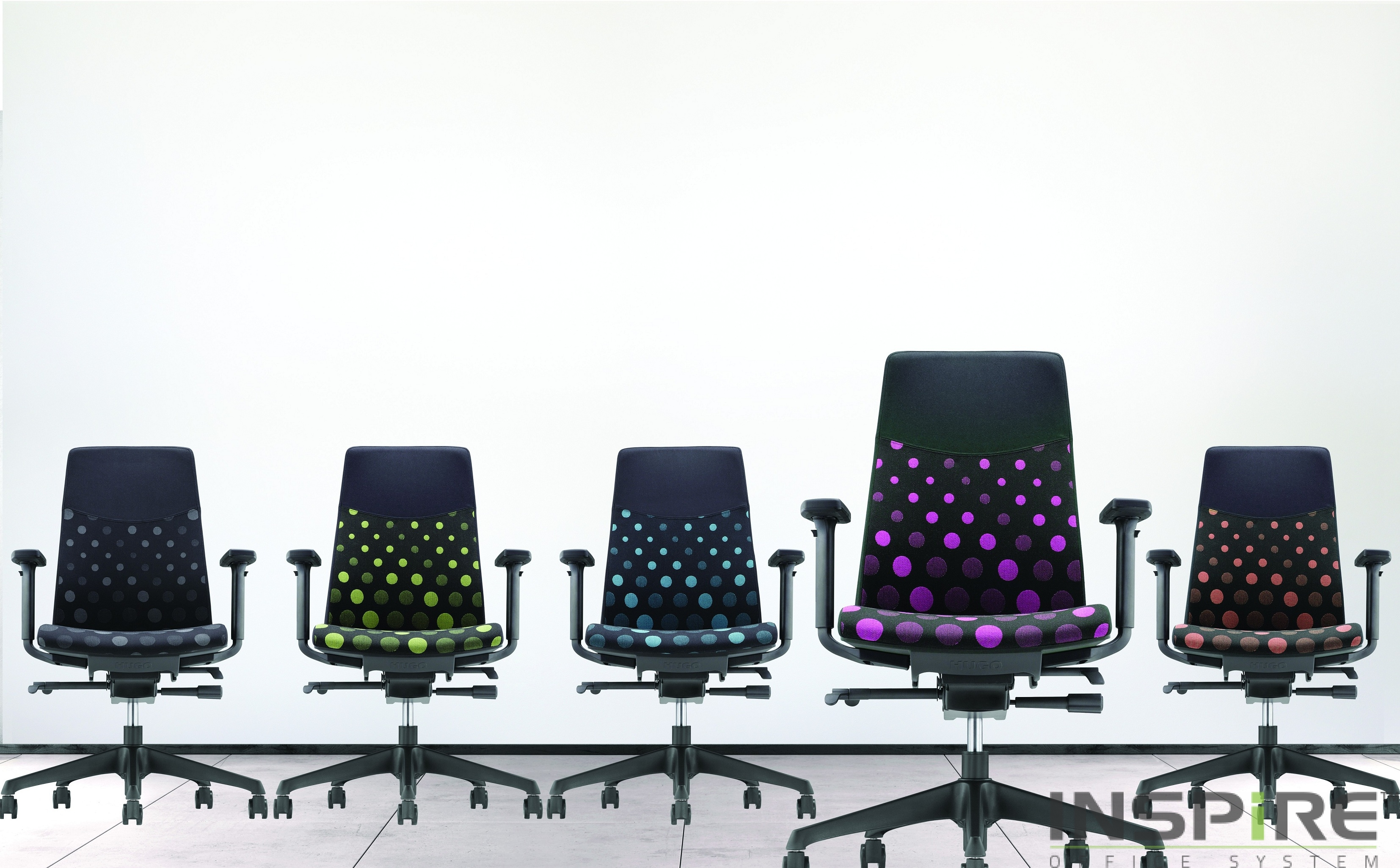 Office Furniture Seating - Hugo 02