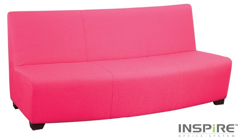 Centrum 3 Seater Concave Sofa