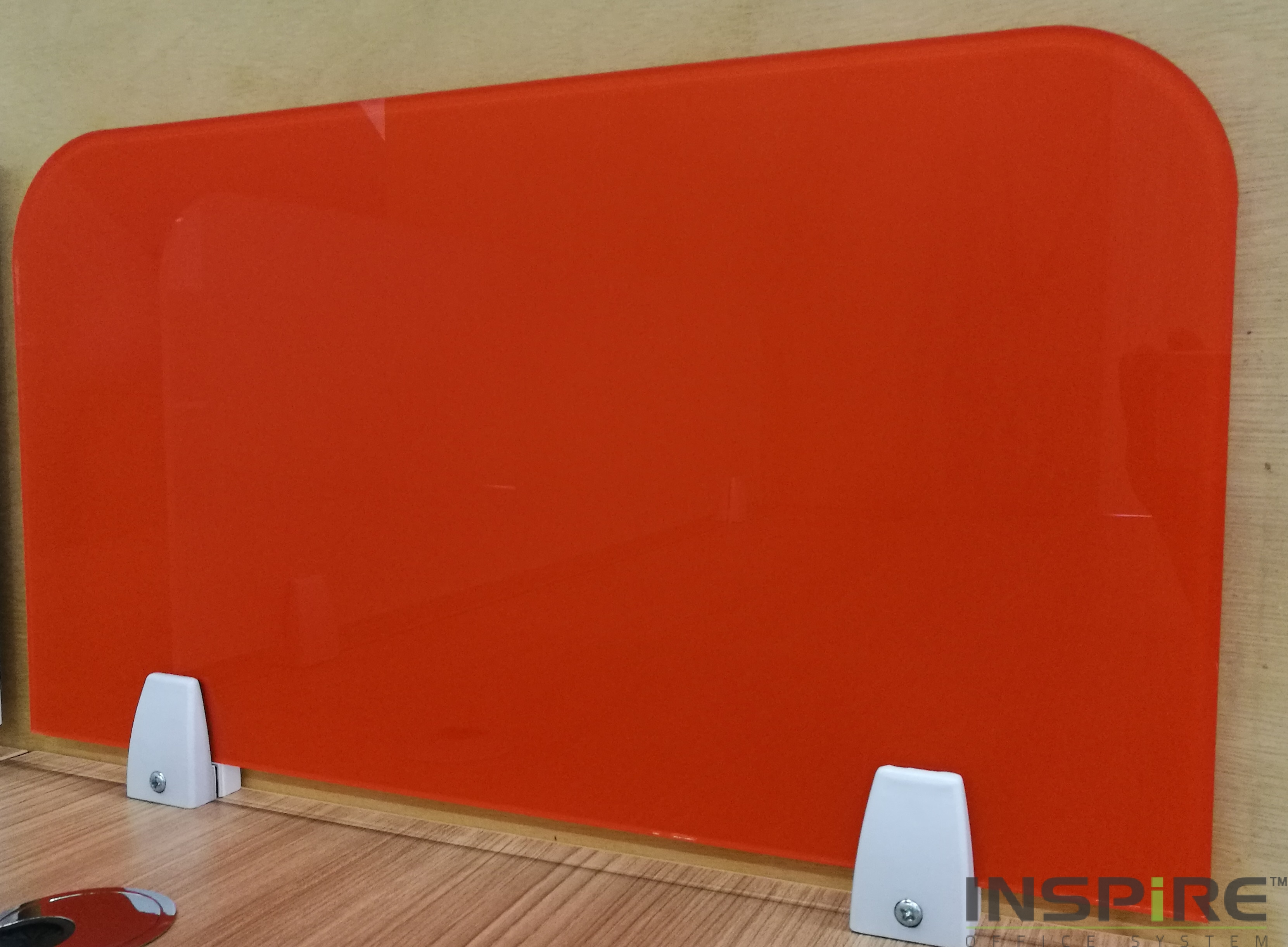 Acrylic Panel With Color Sticker