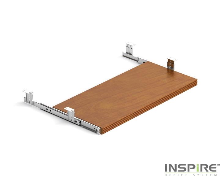 Wooden Keyboard Tray